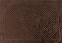 50*70, НОГИ, Тёмный шоколад, 700 г/м2, 67001